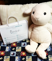 barakah baby crib mattress protector muslimmommyusa.com review
